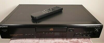 SONY CDP-XE300 CD Player Inc Original Remote Control Cleaned And Tested  • 59.99£