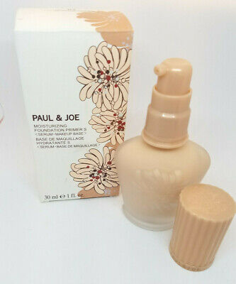 $29.99 • Buy Paul & Joe Moisturizing Foundation Primer S #01 1oz, 30ml Makeup Base Fast/Free