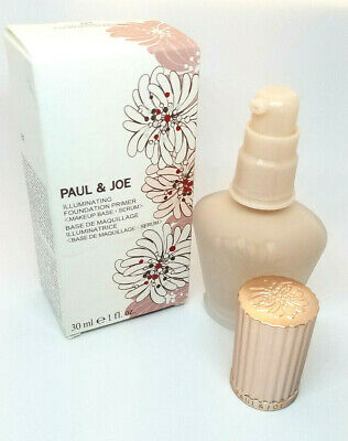 $29.99 • Buy Paul & Joe ILLUMINATING Foundation Primer #01 1oz, 30ml Makeup Base Fast/Free
