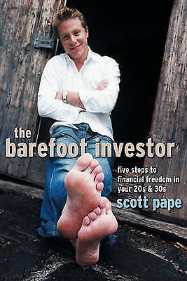 AU14.99 • Buy The Barefoot Investor: Five Steps To Financial Freedom In Your 20s And 30s By...