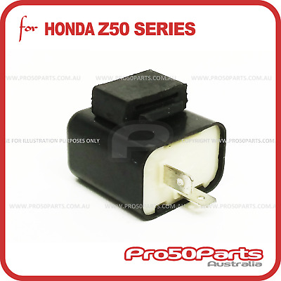 AU25.88 • Buy 6v Flasher Relay Blinker Relay Turn Signal Indicator For Honda Monkey Z50J1 JZ