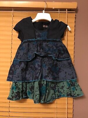 £6.54 • Buy New With Tags Jean Bourget Dress Size 6A/114 Absolutely Gorgeous! FALL 🍂🍃