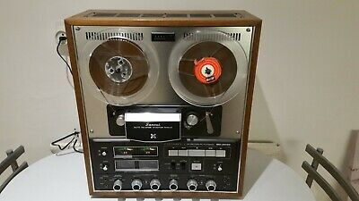 Sansui SD-3030 Reel To Reel 4 Channel Vintage Tape Recorder • 64£