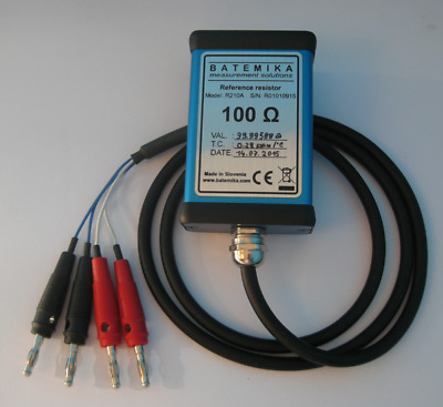 $449 • Buy Batemika R210A Reference Resistor 0.01% Accuracy 25Ω To 20kΩ Resistance Standard