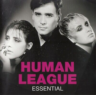 Essential The Human League - NEW Music CD Compact Disc • 7.99£