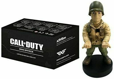 £10.85 • Buy Call Of Duty WWII World War 2 Officer Limited Edition Mini-Cable Guy
