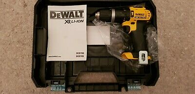 New Dewalt 18v Drill Dcd785 Xr & Case Bare Tool T-stack Power Tools Hand Tools • 79.99£