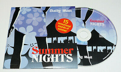 £1.99 • Buy Summer Nights/Daily Mail Promo/CD/Stranglers/Roxy Music/Aaliyah/The Real Thing