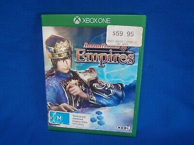 AU17 • Buy Dynasty Warriors 8 Eight Empires   XBox One Game M