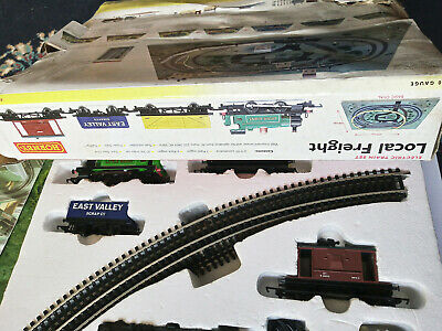 Hornby Hornby Electric Train Set- Local Freight, 00 Gauge • 20£