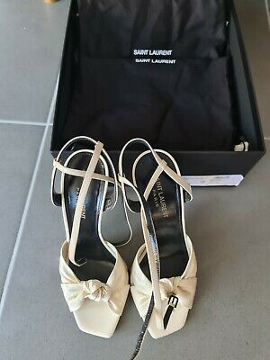 AU300 • Buy Saint Laurent Vernice Baltimora Size 38