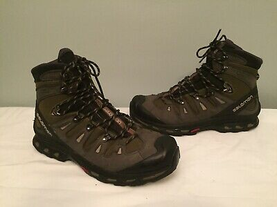 AU232.65 • Buy Salomon Quest 4D 3 GTX - Men's Hiking Backpacking Waterproof Boots - Size 12.5