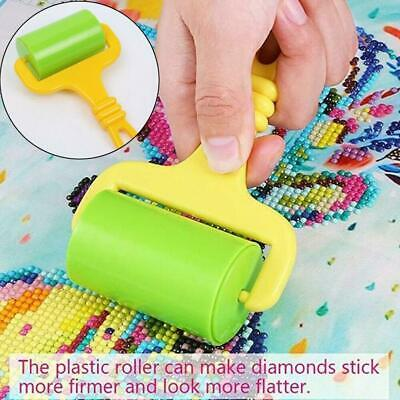 AU3.02 • Buy Hot Diamond Painting Roller Cross Stitch Accessories Clay Plastic Tools DIY Art