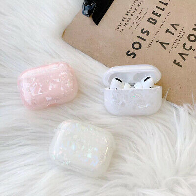 $ CDN5.72 • Buy Cute Shell Silicone Earphone Case For Apple Cover AirPods Wireless