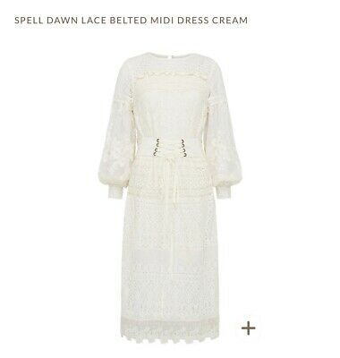 AU150 • Buy Spell Lace Midi Dress - New With Tags