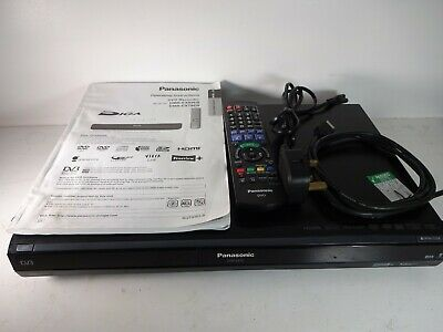 Panasonic DMR-EX79 HDD/DVD Recorder | Freeview | Remote Control & HDMI Cable • 89.99£