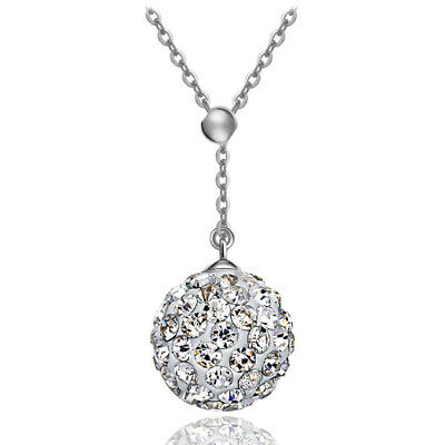 AU13.04 • Buy 925 Sterling Silver Necklace Valentines Day Gift For Her Mom Wife Girlfriend