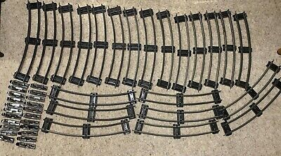 £45 • Buy Vintage Hornby Meccano - O Gauge Two Rail Railway Train Track With Connectors