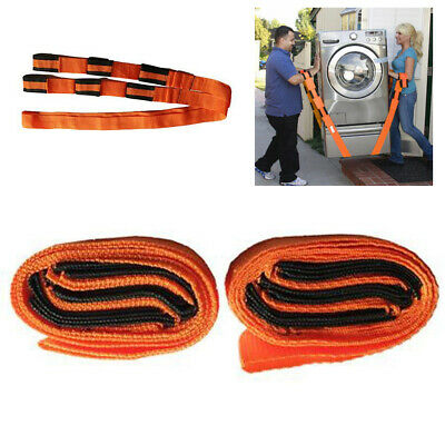 AU14.39 • Buy Clever Carry Lifting Moving Strap Furniture Carrying Heavy Shoulder Belt GK