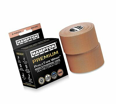 (2 Pack) Rigid Strapping Tape - For Blister Prevention & McConnell Knee Or Fe... • 21.45£