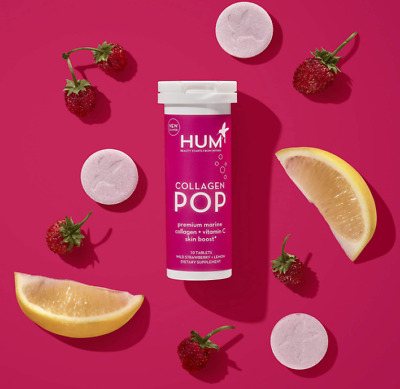 $15 • Buy HUM COLLAGEN POP For Firm And Hydrated Skin - FREESHIP