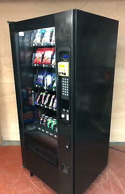£1250 • Buy Snack And Drinks Vending Machine Which Takes Coin, Card & Contactless