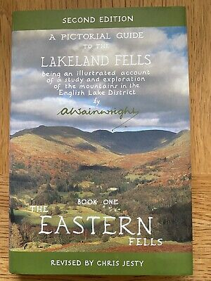 A Wainwright Pictorial Guide The Eastern Fells Second Edition  - Book One • 7£