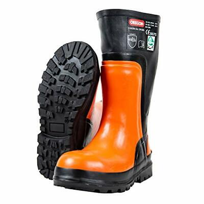 Oregon Yukon 295385/45 Chainsaw Protective Rubber Safety Boot, Sizes 6 To 13 • 64.46£