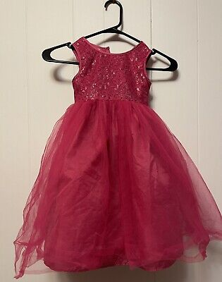 £17.97 • Buy Beautiful Toddler Full Sweep  Special Occasion / Pagent Dress! Size 4 T !