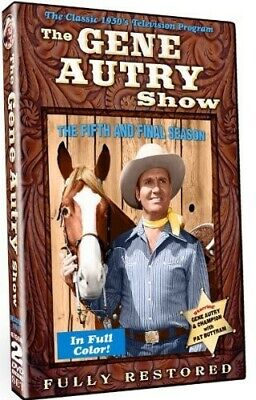 £12.29 • Buy Gene Autry Show: The Final Season [DVD] DVD Incredible Value And Free Shipping!