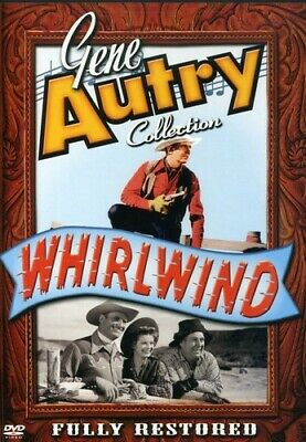 £19.71 • Buy Gene Autry Collection: Whirlwind [DVD] [ DVD Incredible Value And Free Shipping!