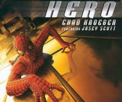 Chad Kroeger : Hero CD Value Guaranteed From EBay's Biggest Seller! • 1.72£