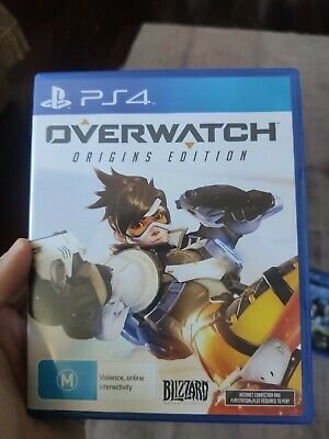 AU13 • Buy Overwatch: Origins Edition (PlayStation 4,2016)