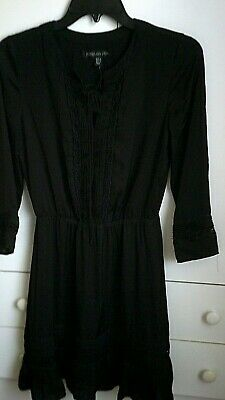 AU30 • Buy Forever New Womens Black Dress Size 6 Bnwt