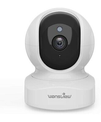 Wansview WiFi IP Camera, 1080P Wireless Home Security • 28£