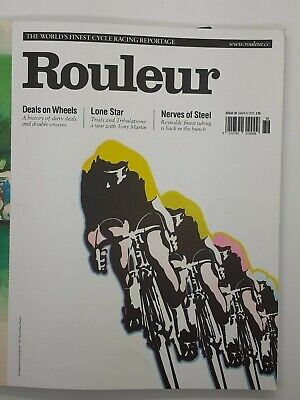 £6.99 • Buy Rouleur Cycling Magazine March 2013 -  BRAND NEW