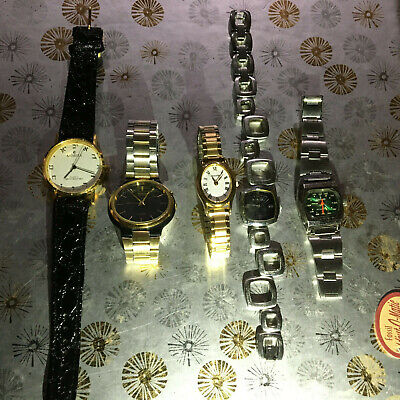 $ CDN44.24 • Buy Lot Of 5 Assorted Watches Goody Grab