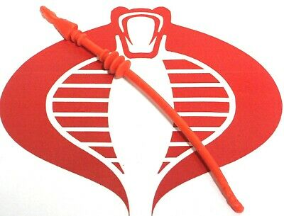 $7.99 • Buy HE MAN Masters Of The Universe Weapon Whiplash Damaged Spear Accessory MOTU