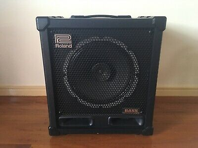 AU673 • Buy Roland 120 Cube Bass Amp, As New