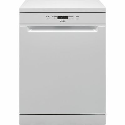 View Details Whirlpool WFC3B19UKN A+ F Dishwasher Full Size 60cm 13 Place White New From AO • 309.00£