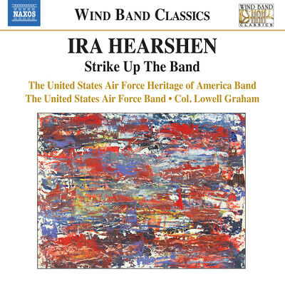 £8.48 • Buy Ira Hearshen : Ira Hearshen: Strike Up The Band CD (2013) ***NEW*** Great Value