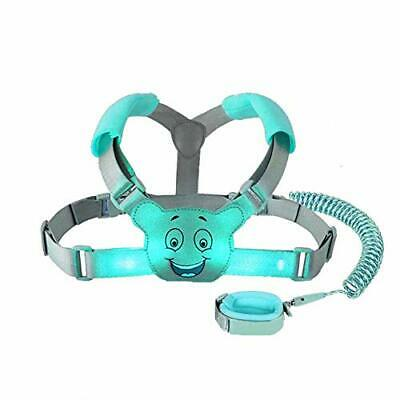 Eidyer Baby Reins Walking Backpack Harness For Toddlers, Kids, Anti Lost Safety • 17.99£