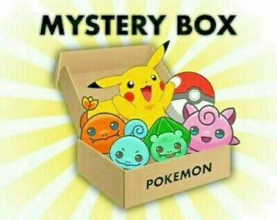 AU50 • Buy Pokemon Mystery Box !!!!!!!!!!!!!!!!! Sealed Products Only !!!!!!!!!!!!!!!!