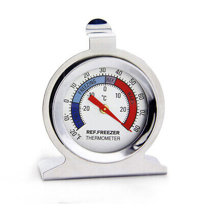 AU9.48 • Buy Tools Dial Type Freezer Fridge Measure Temperature Stainless Stee Thermometer AU