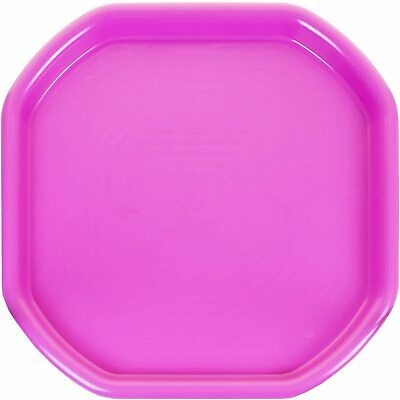 Small PINK Tuff Spot Children's Messy Play Tray Plastic Concrete / Compost Tray • 17.19£