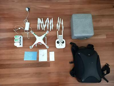 AU1100 • Buy Drone - DJI Phantom 4 Advanced With Plenty Of Extras