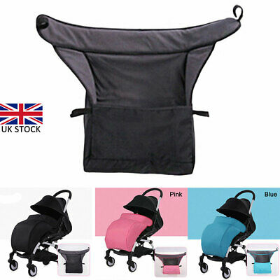 £8.67 • Buy Windproof Baby Stroller Foot Muff Snuggle Cover Buggy Pram Pushchair Padded UK