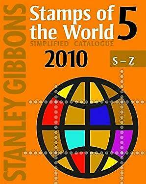 £25.66 • Buy Stamps Of The World : Stanley Gibbons Simplified Catalogue Paperback