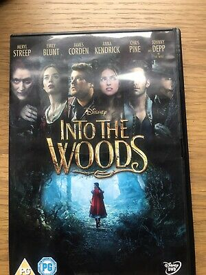 £2.50 • Buy Into The Woods Dvd