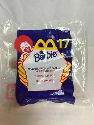 Mattel Barbie McDonalds Happy Meal Toys Display Decor Cake Topper Various • 7.20£